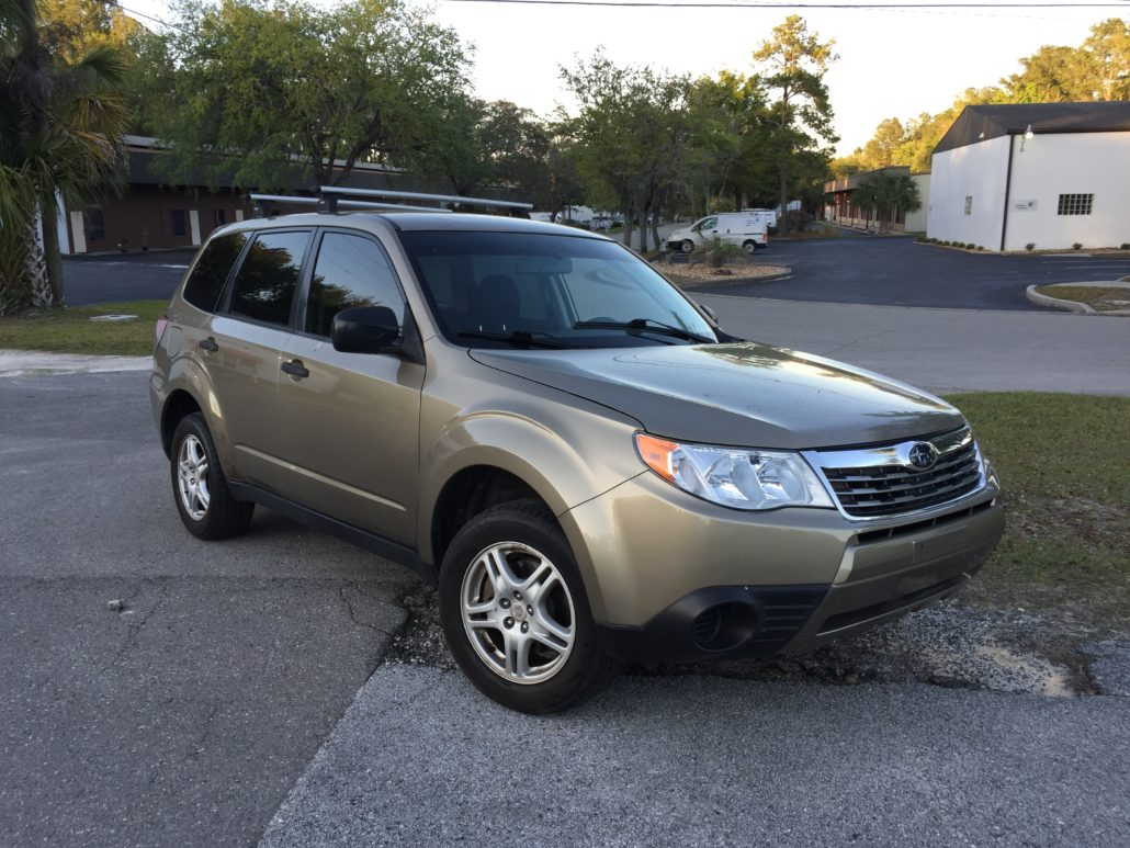2009 Subaru Forester Sold D Amp L Performance